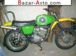 1974 ИЖ 350 индуро