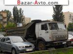 1980 КАМАЗ 5320 самосвал