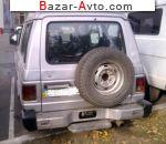 1993 Hyundai Galloper