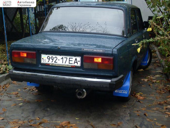 автобазар украины - Обмен 1996 г.в.  ВАЗ 2107