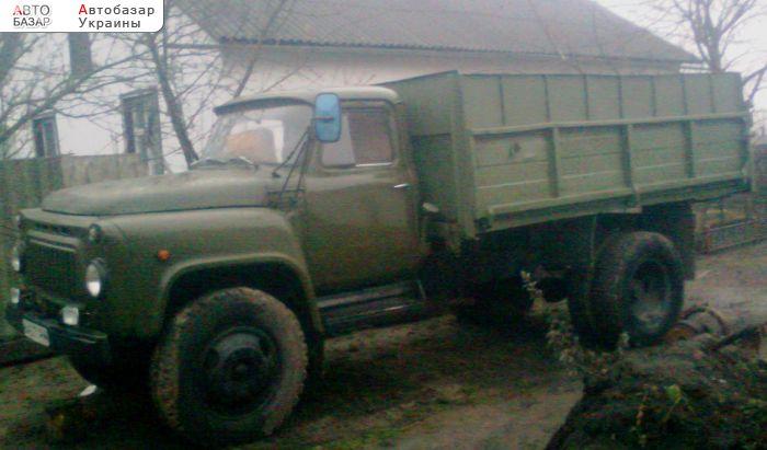 автобазар украины - Продажа 1985 г.в.  Газ 53 самосвал, карбюратор
