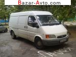 1995 Ford Transit Connect