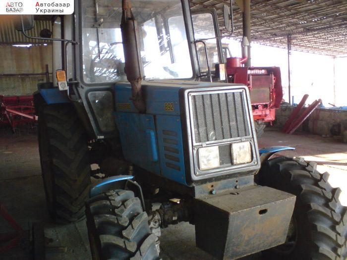 Трактор Мтз 892. 2010г.в в Моргаушском районе. Цена 850 рублей