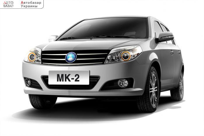 автобазар украины - Продажа 2012 г.в.  Geely MK-2