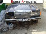 1979 Mercedes