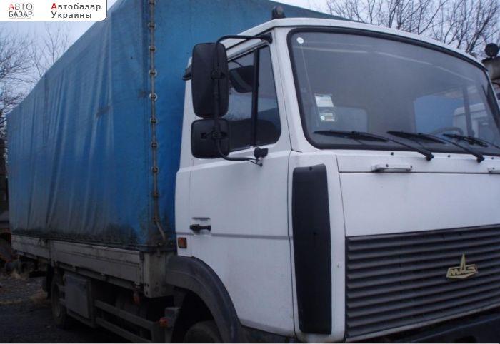автобазар украины - Продажа 2008 г.в.  МАЗ 437041 262