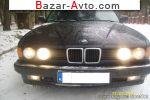 1988 BMW 5 Series E34