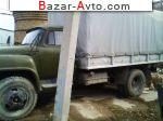 1986 Газ 53 кузов, тент