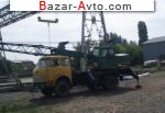 1987 Автокран Маз 5334