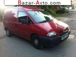 2000 Peugeot Expert