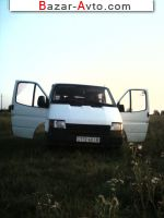 1990 Ford Transit