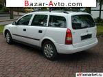 2001 Opel Astra G