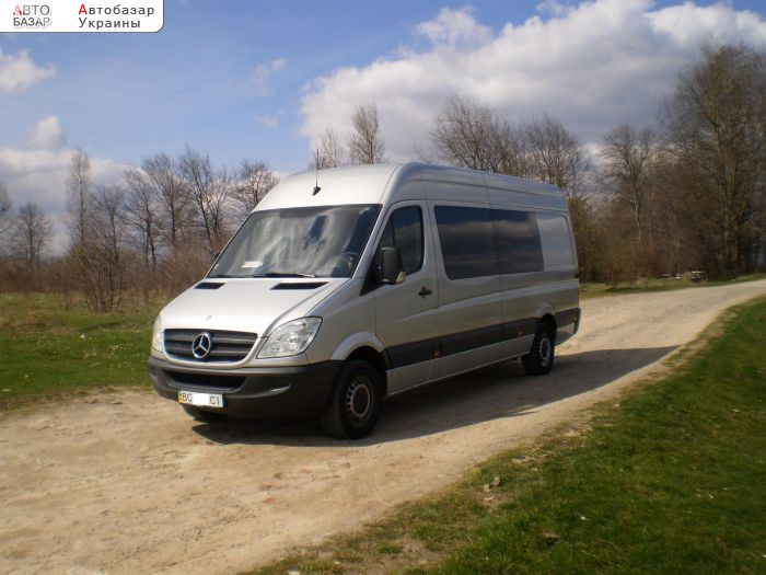 автобазар украины - Продажа 2006 г.в.  Mercedes Sprinter 315 cdi