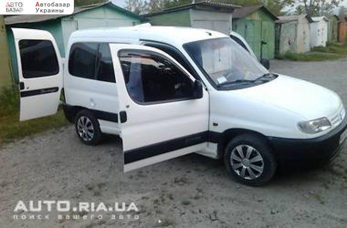 автобазар украины - Продажа 1998 г.в.  Citroen Berlingo