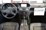 автобазар украины - Продажа 2009 г.в.  Mercedes E CDI DPF BlueEFFICIENCY Automatik Avantgarde