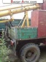 1992 Газ 3307 ГАЗ 3307 ТВГ 15Н АВТОВИШКА
