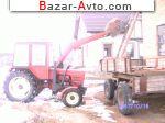 2012 Трактор Т-25 кун, фронтальний погрущик