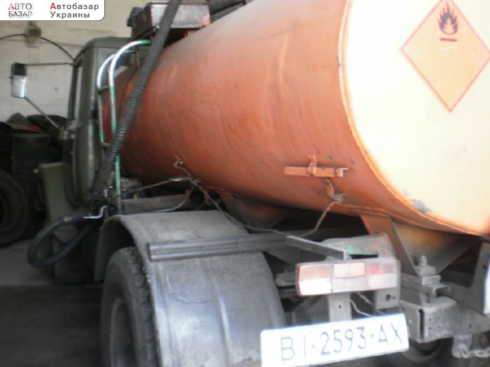 автобазар украины - Продажа 1993 г.в.  Газ 3307 Газ-3307 бензовоз-топливозаправщик