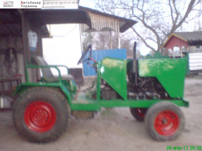автобазар украины - Продажа 2012 г.в.  Трактор  саморобний