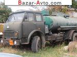 1989 МАЗ 500 Маз-500 бензовоз  конверсия