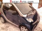 2002 Smart Fortwo PULCE