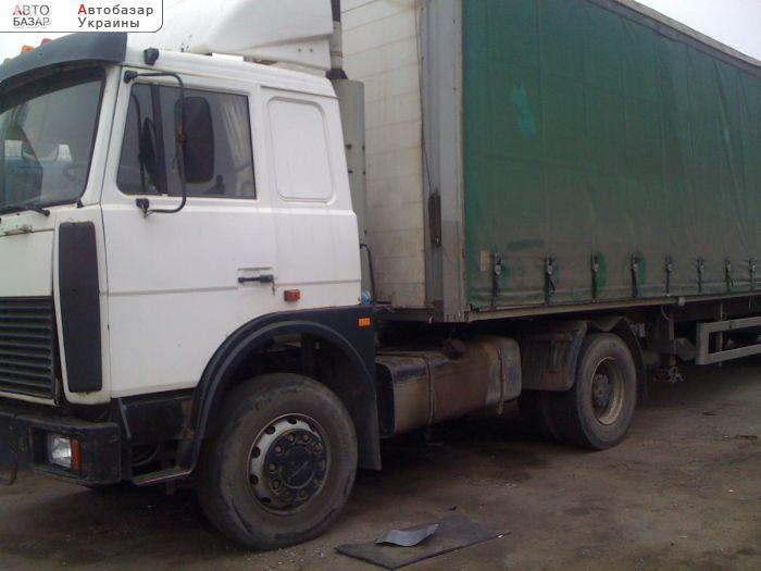 автобазар украины - Продажа 2004 г.в.  МАЗ Супер