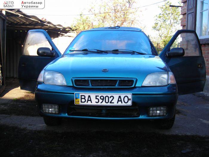 автобазар украины - Продажа 1997 г.в.  Suzuki Swift универсал
