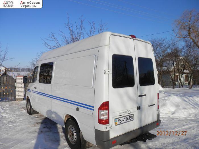 автобазар украины - Продажа 2006 г.в.  Mercedes Sprinter 213
