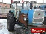 1991 Трактор ЮМЗ-6