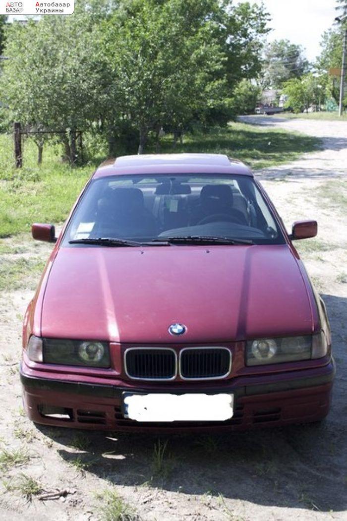 автобазар украины - Продажа 1994 г.в.  BMW 3 Series E36