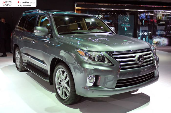автобазар украины - Продажа 2012 г.в.  Lexus LX 570 570