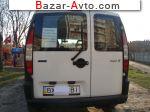 2004 Fiat Doblo Cargo
