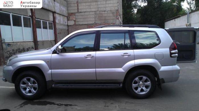 автобазар украины - Продажа 2006 г.в.  Toyota Land Cruiser Prado