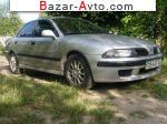 2002 Mitsubishi Carisma