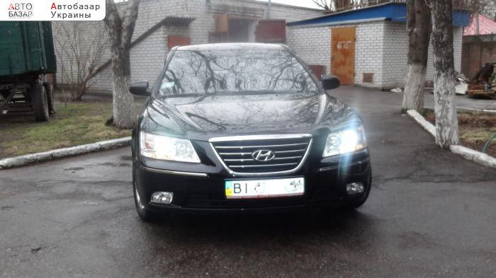 автобазар украины - Продажа 2009 г.в.  Hyundai Sonata
