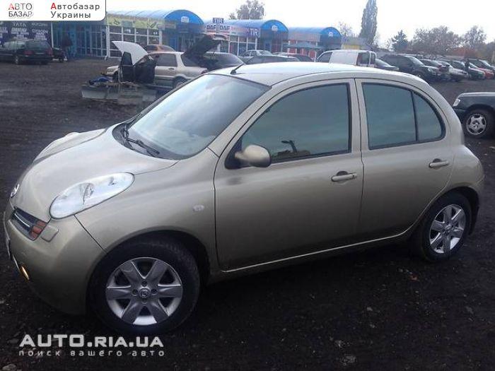 автобазар украины - Продажа 2004 г.в.  Nissan Micra