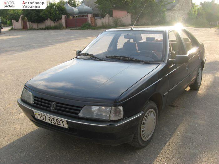автобазар украины - Продажа 1994 г.в.  Peugeot 405