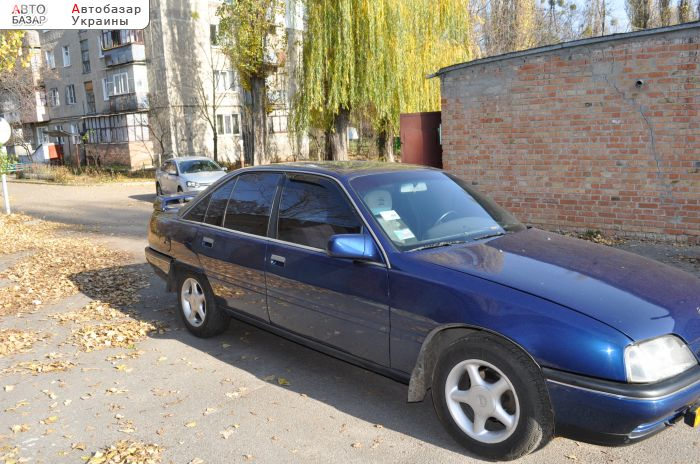 автобазар украины - Продажа 1990 г.в.  Opel