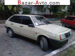 1989 ВАЗ 2109