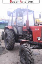 2001 Трактор МТЗ-82