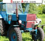 1989 Трактор МТЗ 80