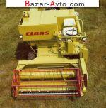 1975 Комбайн CLAAS Compact 30
