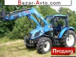 2013 <font><font>Tractor</font></font> <font><font>T-16</font></font> 2013 NEW HOLLAND-T4.55