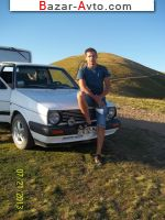 1990 Volkswagen golf 2