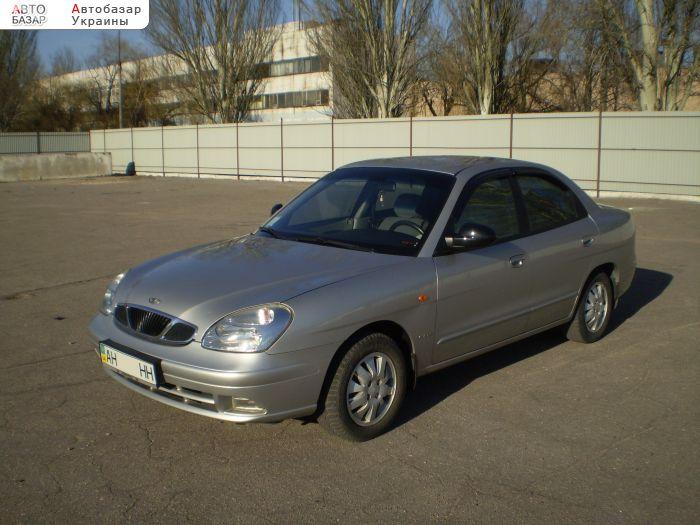 автобазар украины - Продажа 2002 г.в.  Daewoo Nubira II CDX