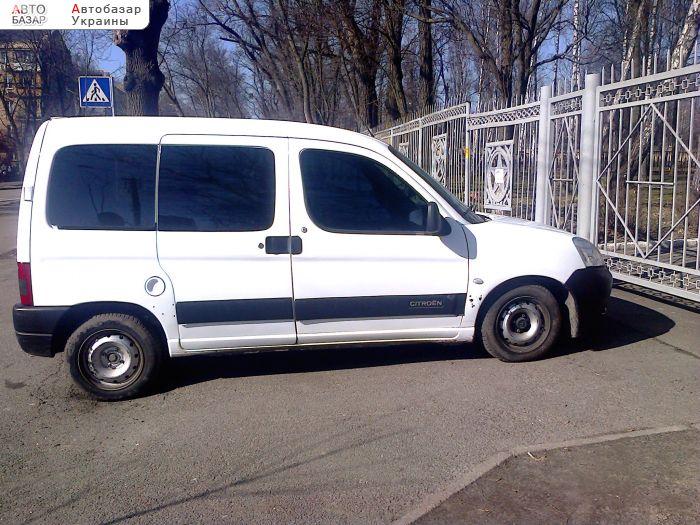 автобазар украины - Продажа 2005 г.в.  Citroen Berlingo пикап