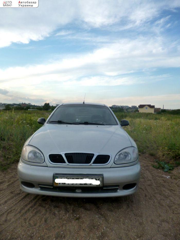 автобазар украины - Продажа 2005 г.в.  Daewoo Lanos