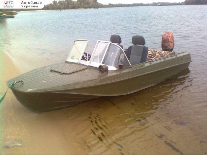 автобазар украины - Продажа 1995 г.в.  Лодка Казанка 5м2