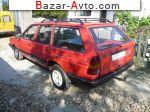 1986 Volkswagen Passat B2