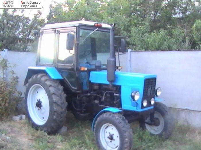 Тракторы МТЗ (Беларус) МТЗ-82.1 в Минске - сравнить цены и.